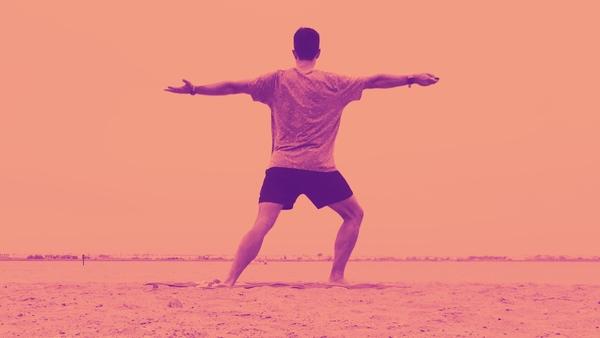 Je ne vous ai pas dit, mais cet été je me suis mis au yoga. Je vous en parlerai prochainement