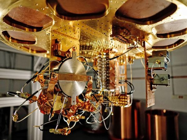 Google reportedly attains 'quantum supremacy'