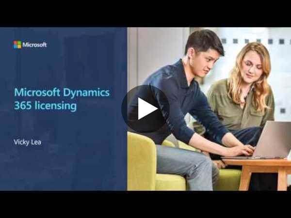September Dynamics Bootcamp Part 5 Microsoft Dynamics 365 Licensing