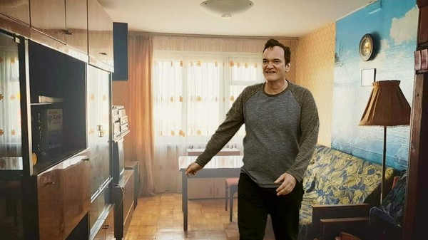 Once upon a time in… Chelyabinsk: Tarantino 'helps' Russian man sell his flat (PHOTOS) — RT Business News