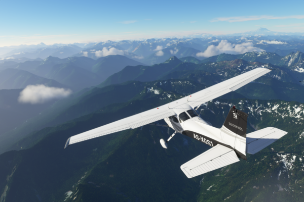 Flight Simulator is back, and it's real: Microsoft uses cloud to help classic franchise soar again