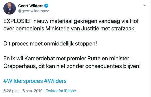 Geert doet een Twampje.