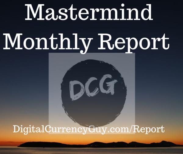 October 2019 Mastermind Report