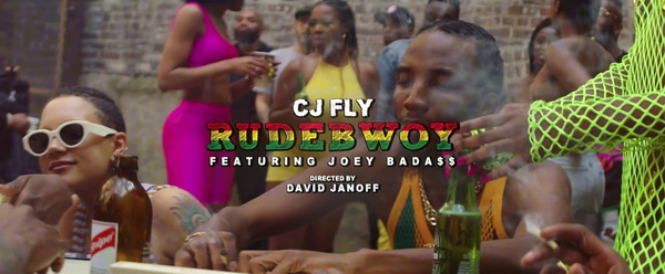 CJ Fly ft. Joey Bada$$ - Rudebwoy