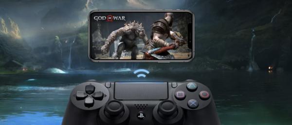 De PlayStation 4 controller is nu ook op Apple-producten te gebruiken