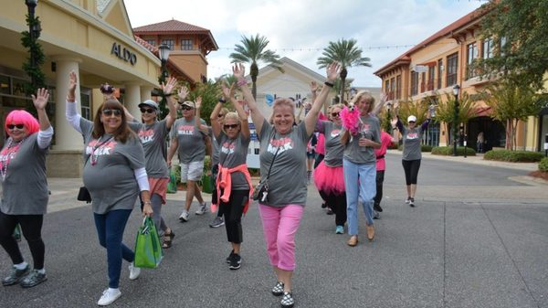 Fore Her to host Breast Cancer Walk at Destin Commons