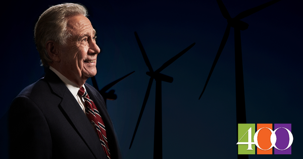 The oil money fueling America's biggest—and costliest—wind farm
