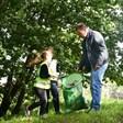 Zwerfvuil weg dankzij Stichting Groen Licht