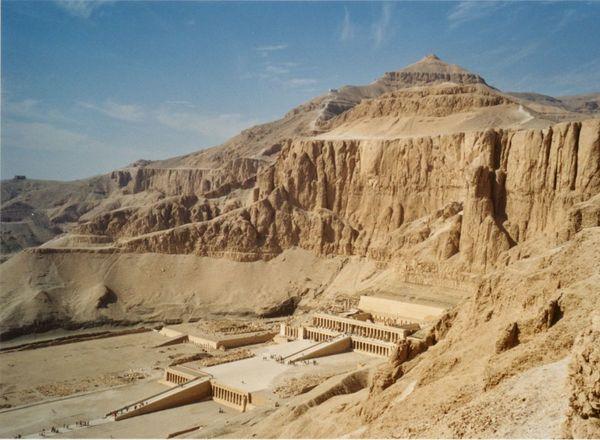 Deir el Bahari