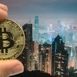 Handel Bitcoin ziet enorme piek in Hong Kong