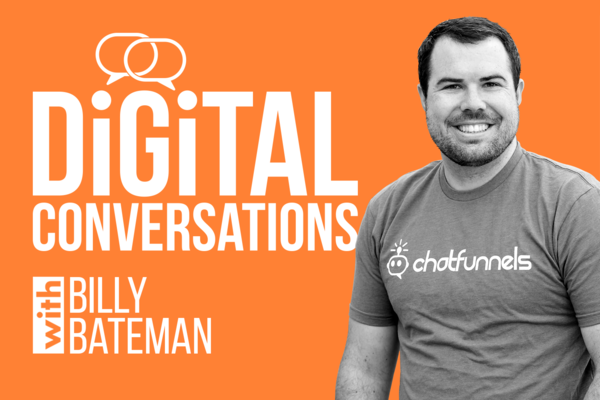 Digital Conversations with Billy Bateman, featuring Ish Jindal