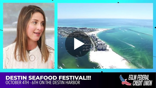 Destin Seafood Festival 2019 - Everything you need to know!