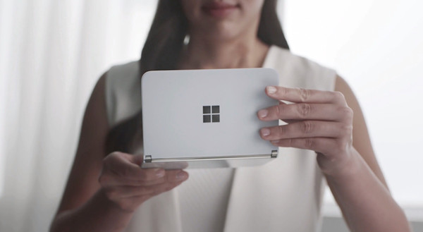 Microsoft's Surface Duo is a foldable Android phone