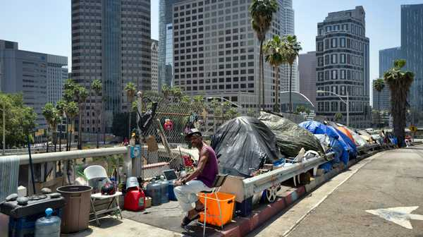 Thousands of California seniors are 'one disaster away' from homelessness. What can the state do?