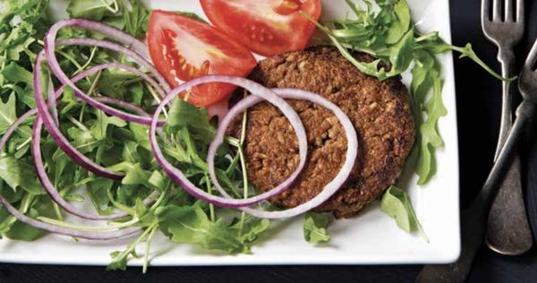 Mark Bittman's Mushroom-Nut Burger Will Satisfy Your Umami Cravings