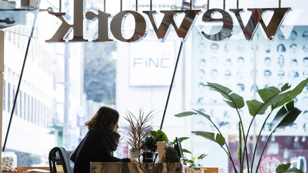 I've Never Felt Professionally Lonelier Than I Did at a WeWork