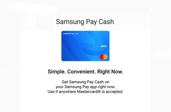 Samsung Pay beta rolls out with international money transfers and Samsung Pay Cash card