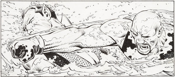 John Romita Jr. - AVX Original Comic Art