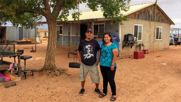 For some Native Americans, no home address might mean no voting