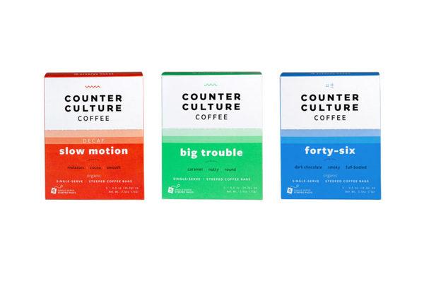 Single-Serve Coffee - Counter Culture Coffee