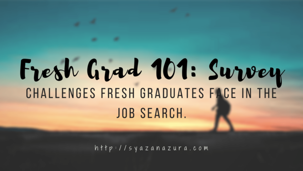 Challenges Fresh Graduates Face in the Job Search.