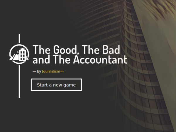 The Good, The Bad and The Accountant