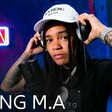 Young M.A - Big (Live Performance)