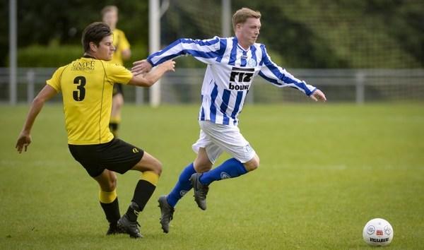 Jong Schoonhoven blij met eerste punt