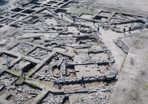 In Nordisrael wurde eine 5.000 Jahre alte Siedlung wiederentdeckt