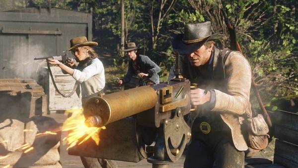 Red Dead Redemption 2 komt ook naar de pc - WANT