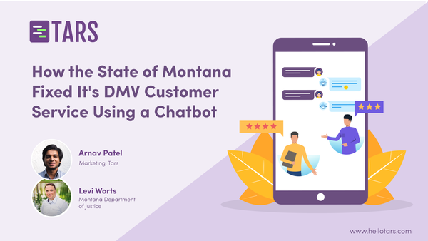 How the State of Montana Fixed Its DMV Customer Service Using a Chatbot