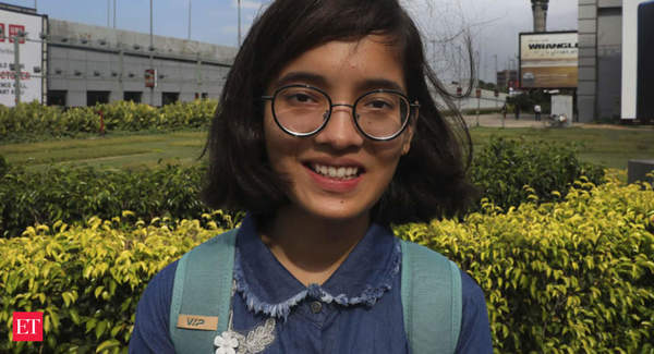Govt working more on paper, less on ground, says 11-year-old Indian climate activist