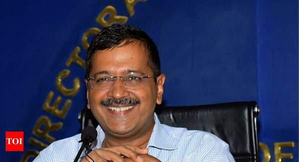 Delhi CM Arvind Kejriwal to share success story on air pollution in Copenhagen