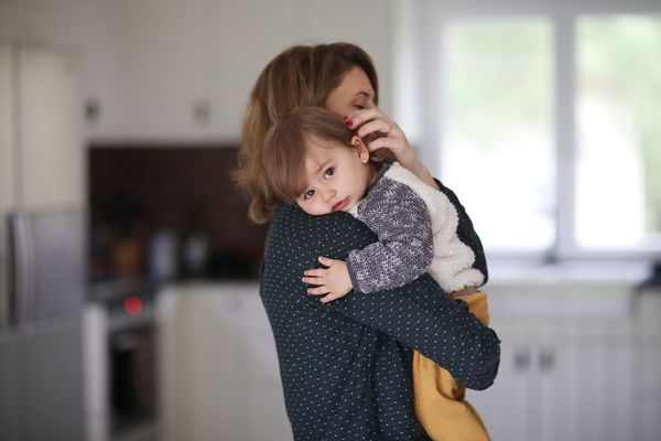 Motherhood Can Take a Toll on Women's Career Ambitions