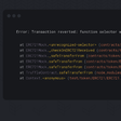 Better Solidity debugging: stack traces are finally here