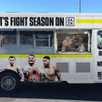 DAZN Using Food Truck To Promote Fall Fight Schedule Around L.A.