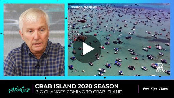 Big Changes coming to Crab Island in 2020