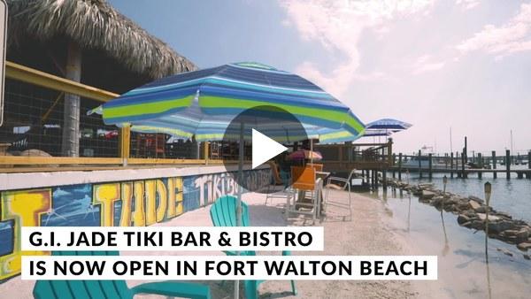 G.I. Jade Tiki Bar & Bistro in Fort Walton Beach