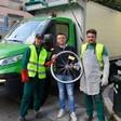 Milano, a caccia di bici cannibalizzate