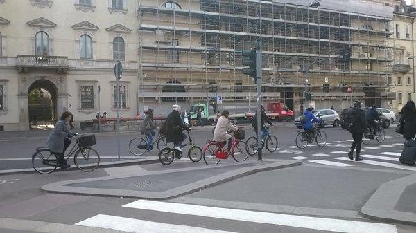 18° Censimento dei ciclisti milanesi: risultati