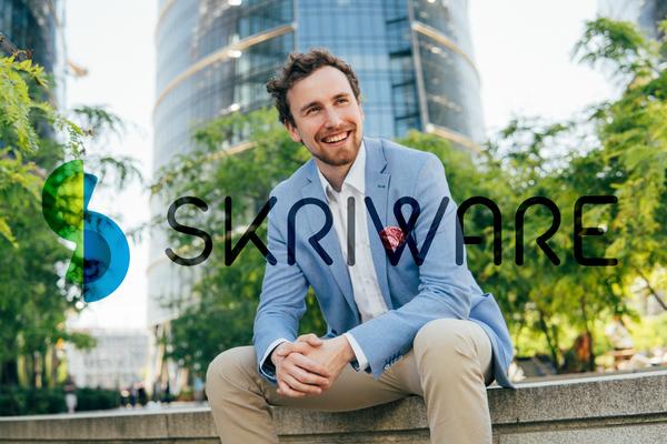 Wywiad z Karolem Górnowiczem, CEO Skriware