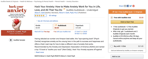 To get the audiobook at Amazon, click on the image above