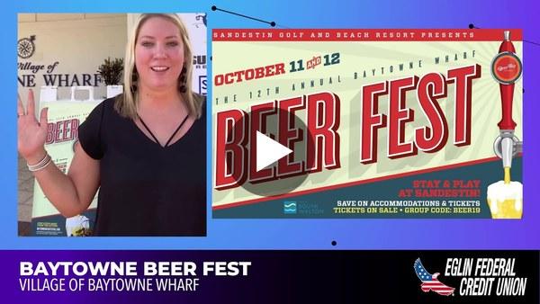 12th Annual Baytowne Wharf Beer Fest