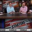 """The Starters are joining The Athletic for a daily """"No Dunks"""" podcast outside the paywall, can still strike a separate deal for video content"""