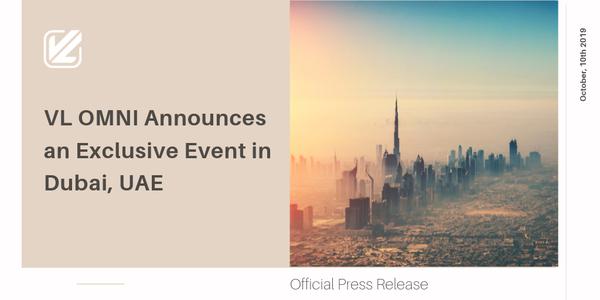 VL OMNI announces the hottest and most exclusive event in Dubai!