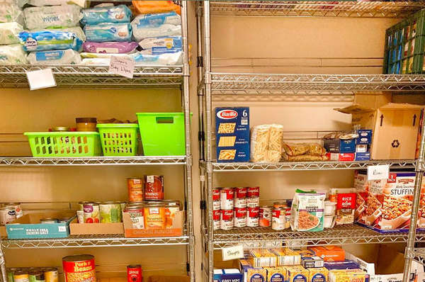 Shelter House is hosting a grocery drive to stock the pantry at the emergency shelter