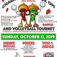 Charity Chili Cook off & Volleyball Tourney