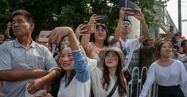 China Masters Political Propaganda for the Instagram Age