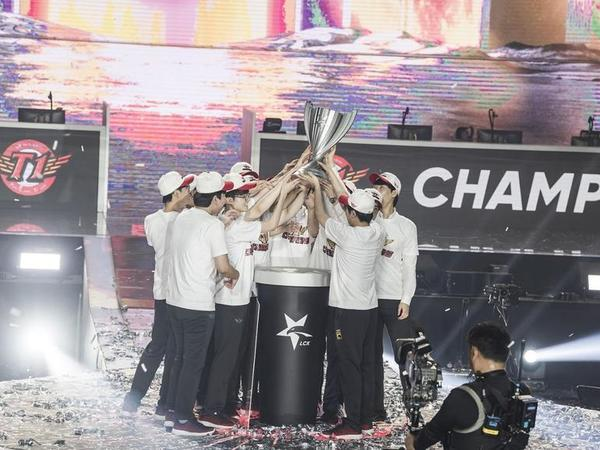 SK Telecom and Comcast form joint eSports company