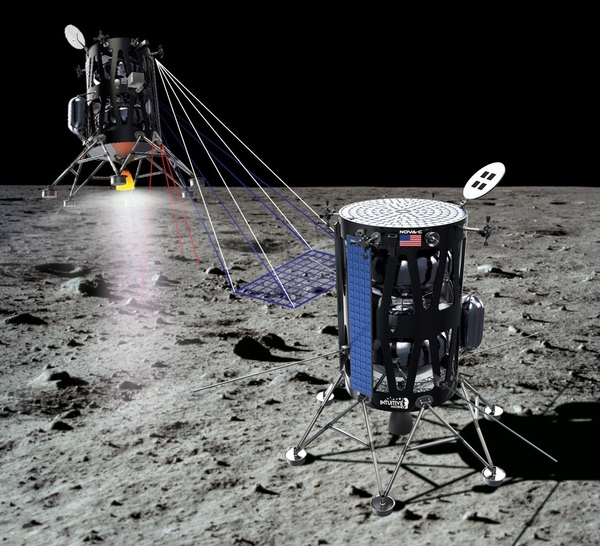 Intuitive Machines, NASA's Hired Ride to the Moon, Aims for 2021 Lunar Landing